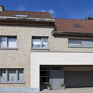 Herman De Becker - Glabbeek - Verbouwing