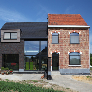 Herman De Becker - Glabbeek - Nieuwbouw