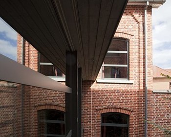 Herman De Becker - Verbouwingen